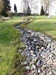 Lebensfluss Friedhof Ofterdingen