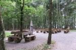Andachtsplatz im Ruhewald Horb