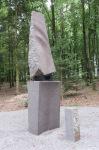 Skulptur im Ruhewald Horb